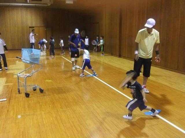 入門 キッズテニス