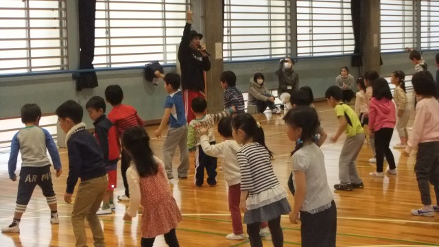 チャレンジ!ヒップホップダンス