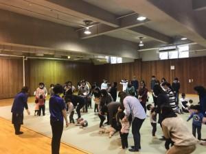 3/6 親子プレスクール2歳児 卒業式