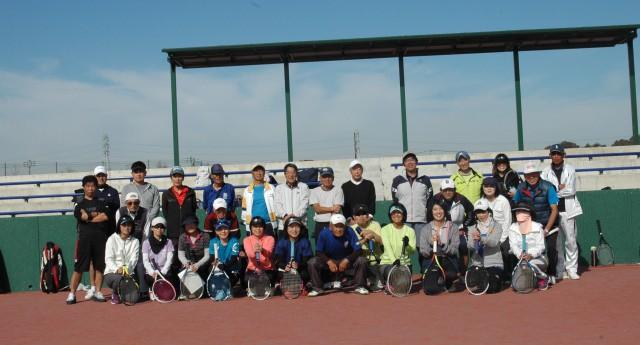 11/17 テニス第2回ISGカップ