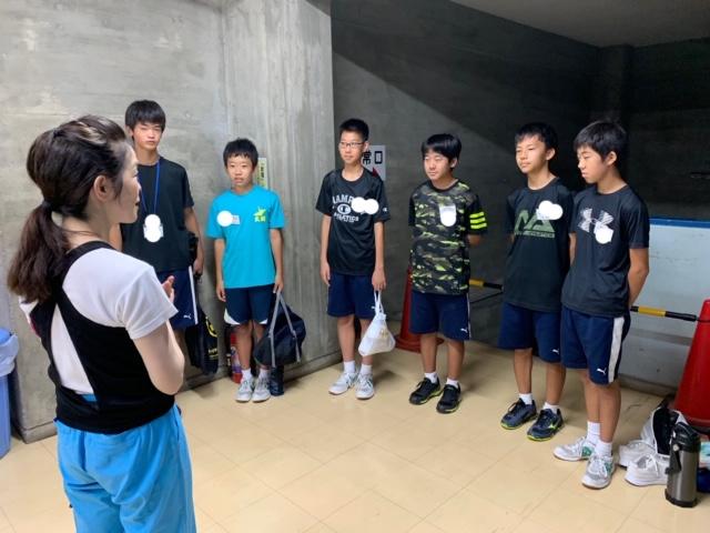 6/25・26 中学生職場体験