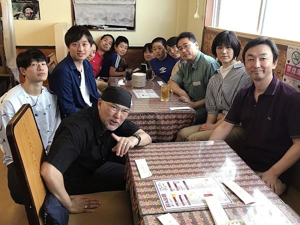 9/28 バドミントン 懇親会報告