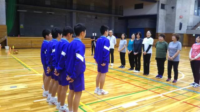 11/14 中学生職場体験