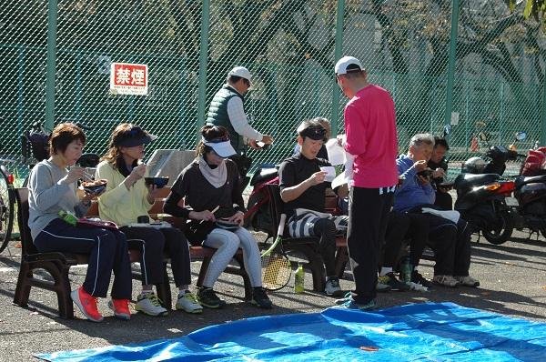 11/16 テニス交流会が行われました